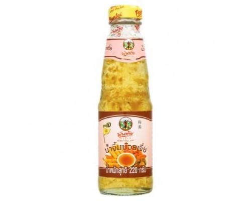 Острый кисло сладкий сливовый соус 220 грамм