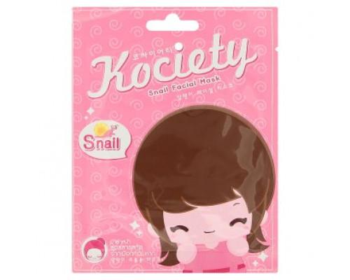Улиточная маска для лица Kociety 27 грамм