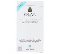 Отбеливающий лосьон для лица Olay с защитой от ультрафиолета UV 30мл