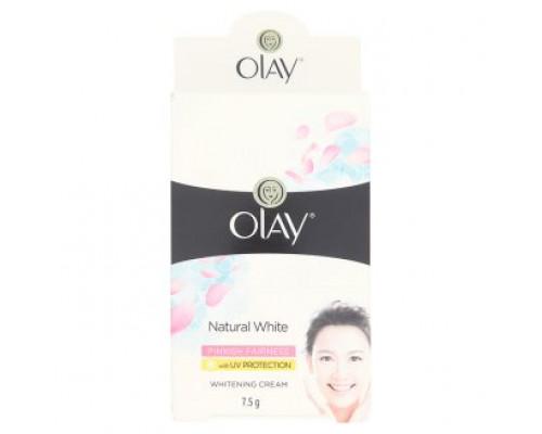 Отбеливающий крем для лица с защитой от солнца Olay 7,5 грамм