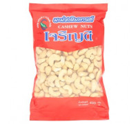 Орехи кешью целые Charoendee 400 грамм