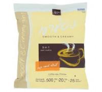 Као Shong 3 в 1 Мягкий и Сливочный кофе  20 гр х 25 шт