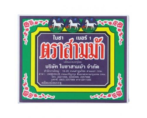 Three Horses Зеленый чай № 1 Чай 80g