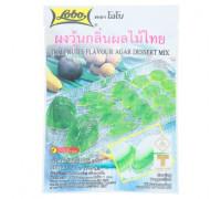 Мармелад из агар-агара с тайскими фруктами Lobo 115 грамм