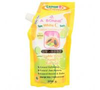 Соль для ванн с витамином С - двойное отбеливание кожи, 350 грамм