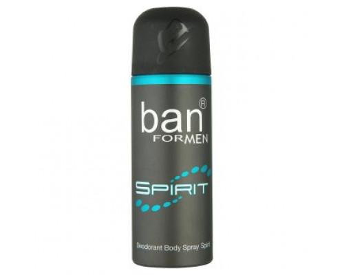 Дезодорант спрей для мужчин Ban Spirit 150 мл