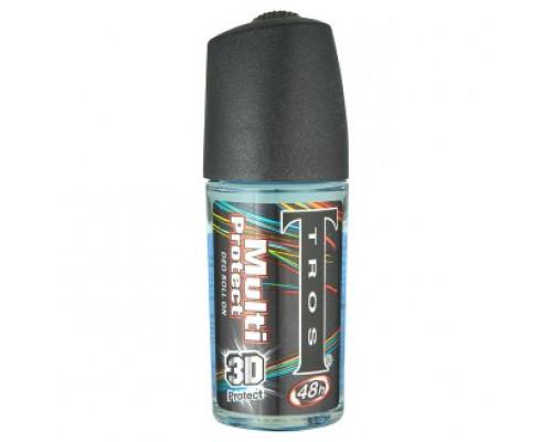 Мужской роликовый дезодорант Tros Multi Protect 45мл