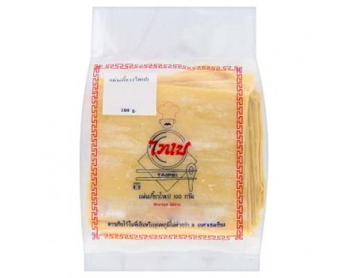 Яичная бумага для вонтонов китайская кухня 100грамм