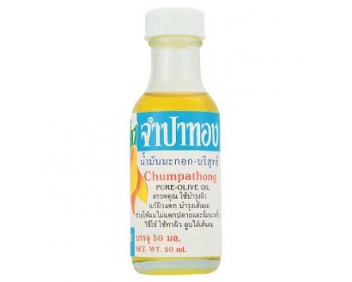 Оливковое масло для волос Chumpathong 50 мл