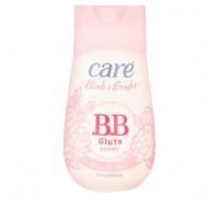 Рассыпчатая BB пудра розовая для лица Care 40 грамм