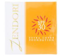Тональный крем Zendori тон 01 светлый защита от солнца SPF30 10 грамм