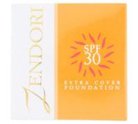 Тональный крем Zendori тон 02 бежевый защита от солнца SPF30 10 грамм