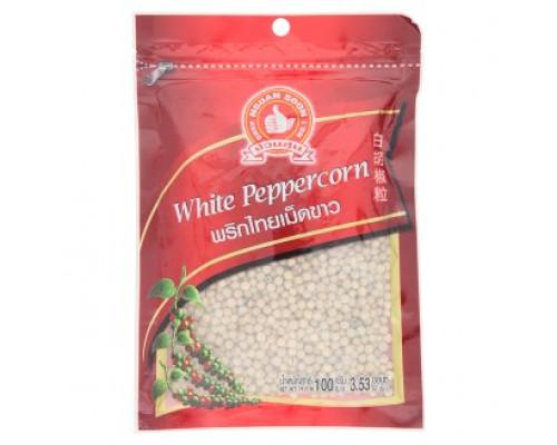 Белый перец горошек 100 грамм