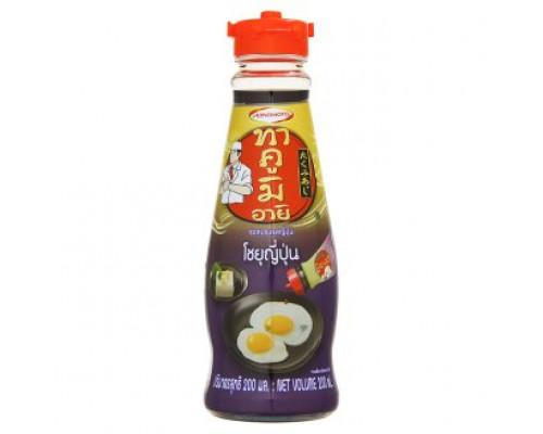 Японский соевый соус 200мл