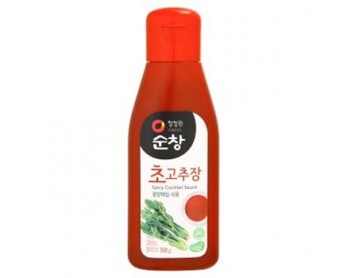 Японский соус Пикантный коктейль 300 грамм
