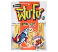 Рыбные снеки барбекю FISHO 30 грамм