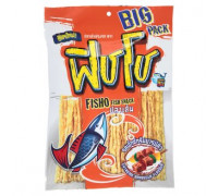 Рыбные снеки барбекю FISHO 52 грамма