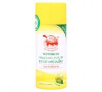 Травяной тальк Taoyeablok для устранения запаха пота и отбеливания 25 грамм
