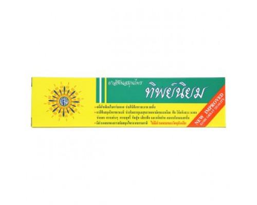 Тайская травяная зубная паста  Thipniyom 160 грамм