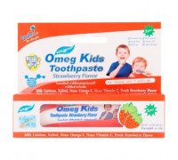 Клубничная зубная паста Omeg для самых маленьких 40грамм