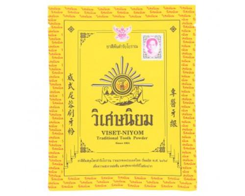 Традиционный зубной порошок Viset-Niyom 40гр