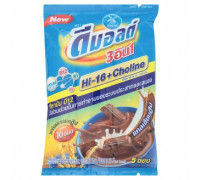 Шоколадный напиток с мальтозой, кальцием и витаминами 5 пакетов по 35 грамм