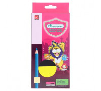 Набор тайских цветных карандашей 12 штук