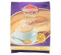 Кофе Капучино Трио 3 в 1 Moccona 25гр 12 пакетиков