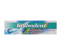 Травяная зубная паста Kolbadent 160 грамм