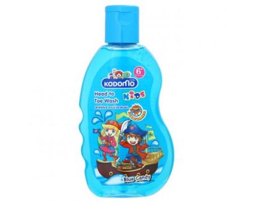 Конфетный шампунь для детей