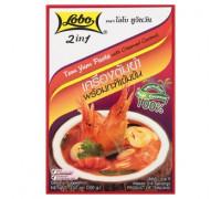 Суп Том Ям Кунг с кокосовыми сливками Lobo 100гр