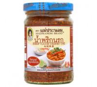 Креветочная чили паста Mae Pranom 134 грамма