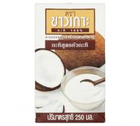 100% кокосовые сливки Chaokoh 250мл