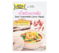 Паста для овощного карри Lobo 50гр