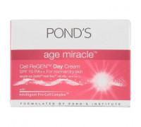 Дневной антивозрастной крем Pond's для лица с защитой от солнца SPF 15 PA ++