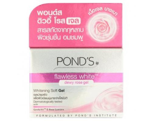 Осветляющий увлажняющий гель для лица Безуречный Белый Ponds 10 грамм