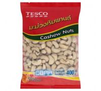 Орехи кешью целые Tesco 400 грамм
