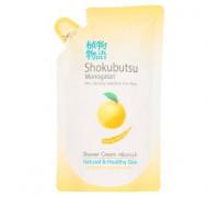 Крем-гель для душа Shokubutsu с апельсиновым маслом 200 мл