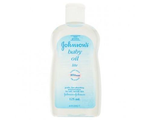 Детское масло увлажняющее Johnson's 125 мл