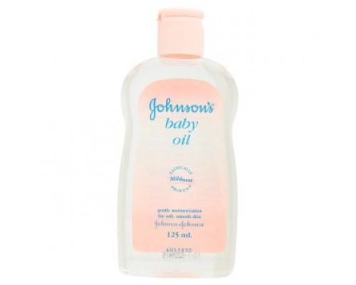 Детское масло для самых маленьких Johnson's 125 мл