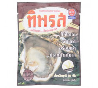 Устричный порошок от тайского бренда Tiparos 70 грамм