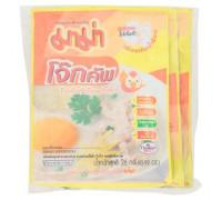 Рисовый суп Кхао Том быстрого приготовления с курицей MAMA 3 пакетика по 26 грамм