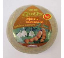 Тайское мыло с тамариндом и ринокантусом 160 гр