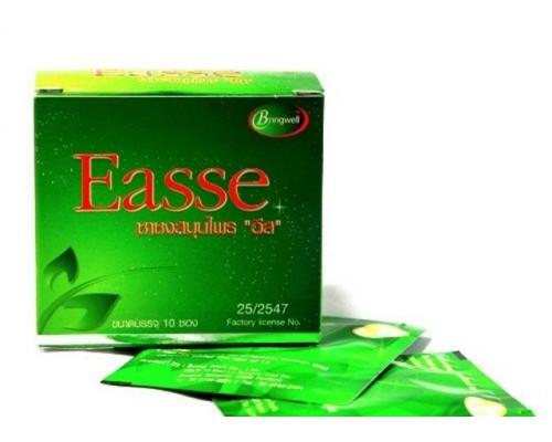 Тайский травяной чай Easse Detox 10 пакетиков