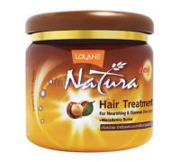 Питательная маска для сухих и поврежденных волос Lolane 100 гр