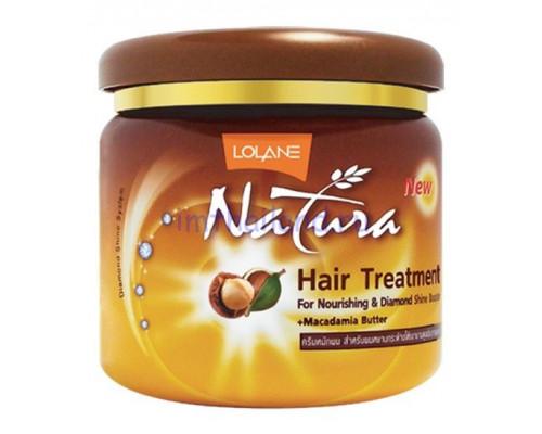 Питательная маска для сухих, истощенных волос Lolane 500 гр