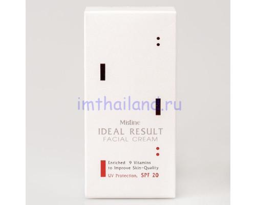 Эффективный антивозрастной крем SPF 20 Mistine 45 гр
