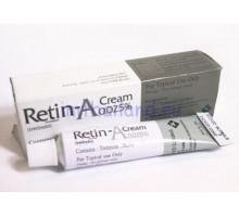 Крем для лица против акне и пигментации Retin-A 0,025% 10гр
