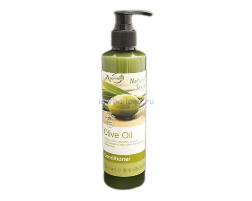 Кондиционер для волос Boots с оливковым маслом 250 мл
