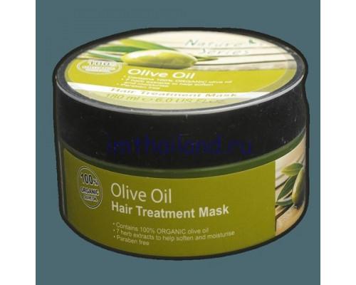 Маска для волос с оливковым маслом Boots 180 мл